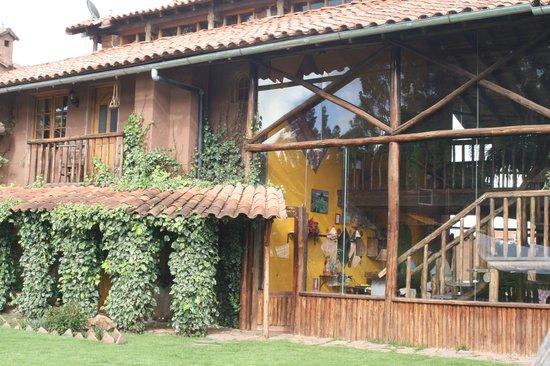 La Casa de Barro Lodge & Restaurant: hotel