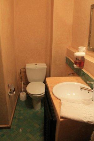 Riad Nesma: bathroom