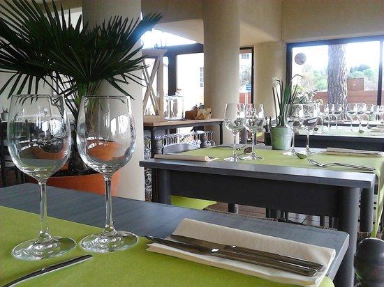Gruissan, Francia: Salle de restaurant 50 couverts