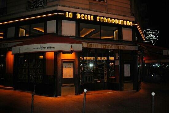 La Belle Ferronniere Paris 8th Arr Elysee Updated
