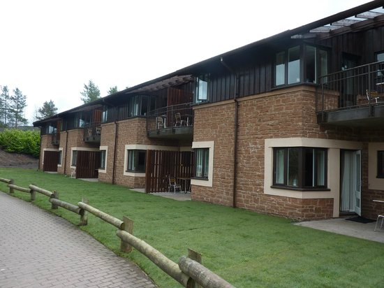Center Parcs Whinfell Forest Lakeside Apartments