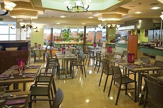Servigroup Rialto: Restaurant