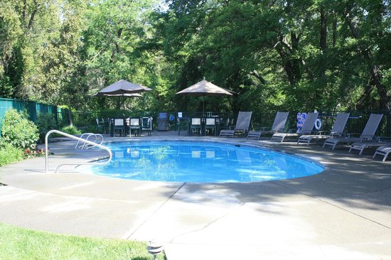 Jack London Lodge: Pool