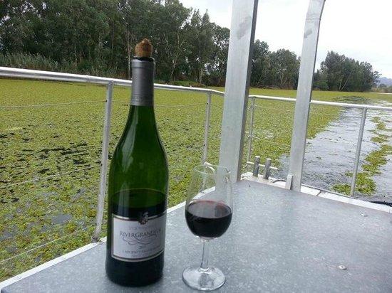 Viljoensdrift Wine Farm: Boat trip