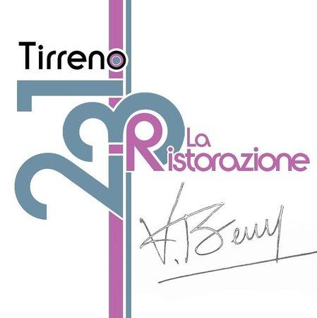 Tirrenia, Italy: Biglietto da visita