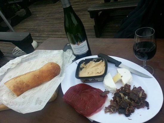 Viljoensdrift Wine Farm: Picnic