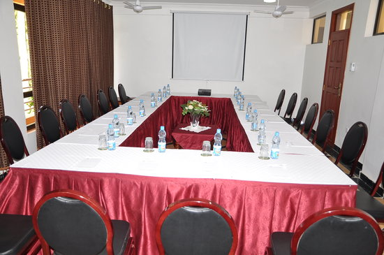 The Monalisa Hotel: Conference room