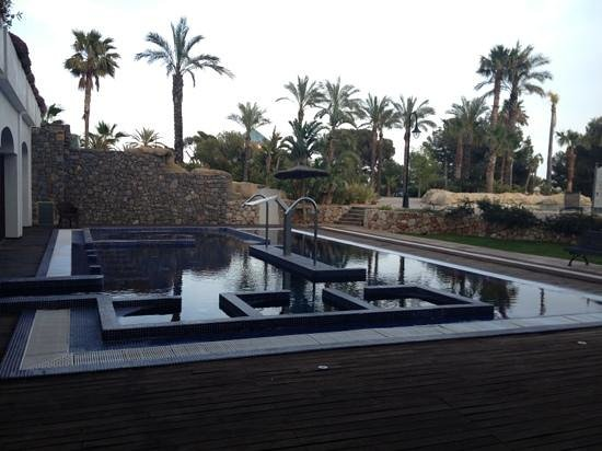Hotel SH Villa Gadea: piscina exterior del spa