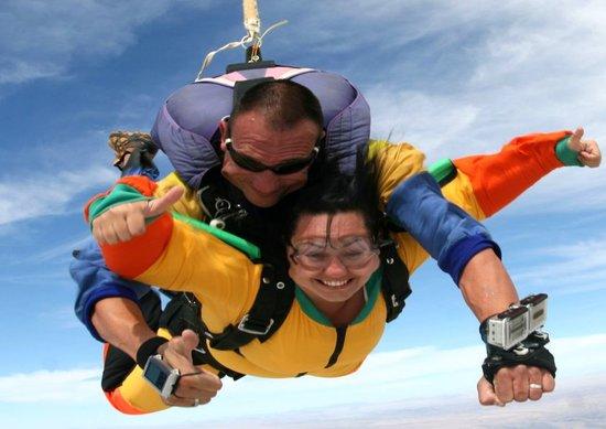 Swakopmund Skydiving Club: Tandem Skydive