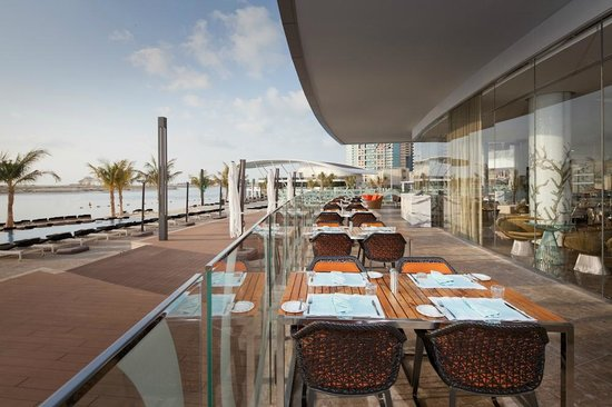 Photo of Modern European Restaurant Nahaam at Jumeirah At Etihad Towers Corniche Rd, Abu Dhabi, United Arab Emirates