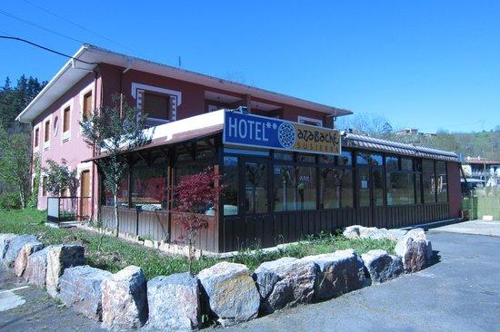 Hotel Azabache Susierra: Fachada