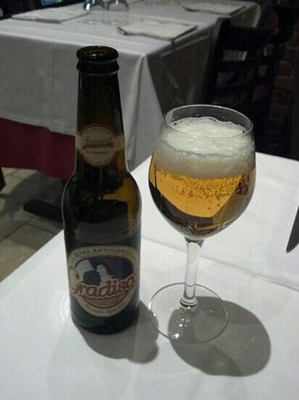 La Bella Napoli: Birra Italiana
