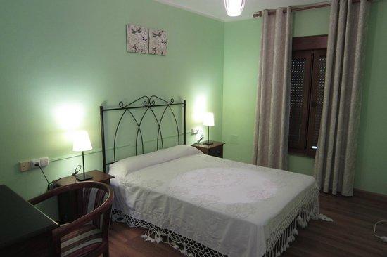 Hotel Azabache Susierra: Habitación