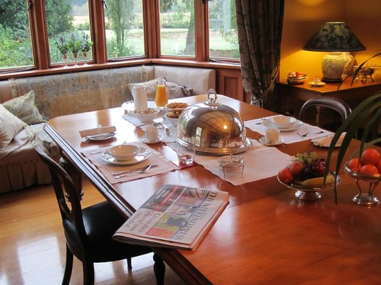 Gunyah Country Lodge: Breakfast
