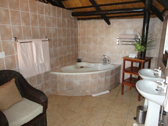 Thorntree River Lodge : Bathroom