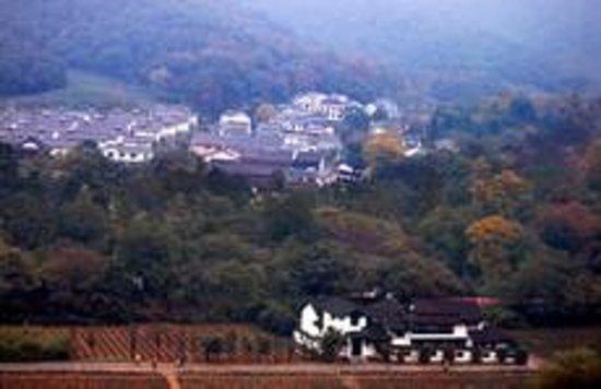 Hangzhou Xiaoshan Mountain Foto