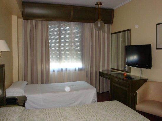 Hotel America  - Seville : La chambre