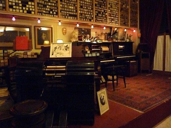 自动钢琴博物馆