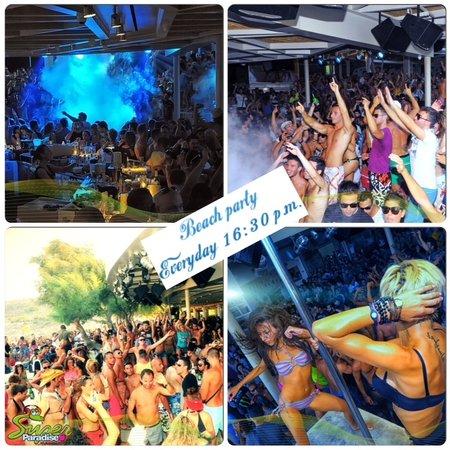 Super Paradise Hotel: Beach Parties