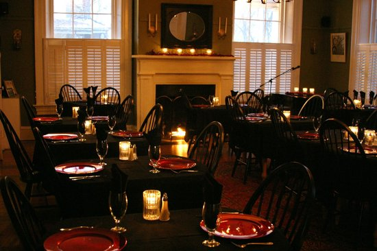 Lafayette Inn & Restaurant : Dining Room