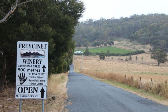 Meredith House and Mews : Ferycinet Winery