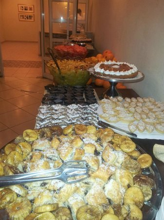 Hotel Prima Galil: sweets