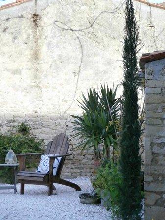 La maison du Baloir : Comme un jardin du sud