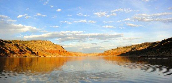 Abiqui Lake: Abiquiu Lake