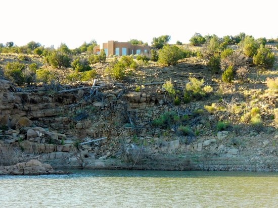 The Casita del Lago on Abiquiu Lake