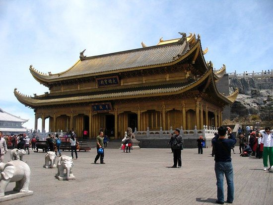 Guangyuan China  city pictures gallery : Pingle Temple Guangyuan, China Beoordelingen