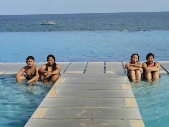 Acuatico Beach Resort & Hotel: infinity pool