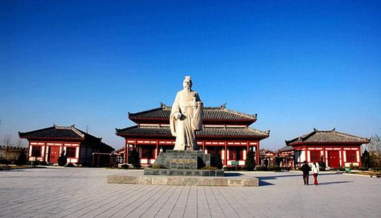 Binzhou Master Sun's Art of War City of China