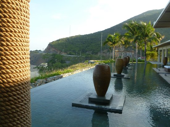 Mia Resort Nha Trang: View from the bar
