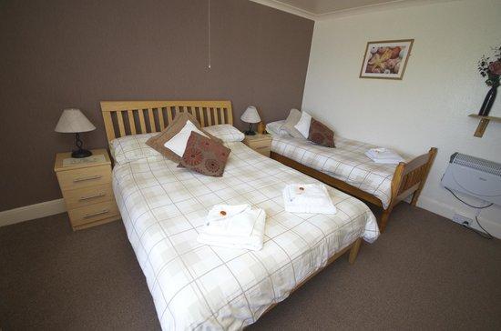 Harcourt Hotel: Family Room