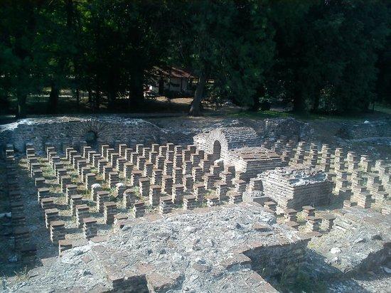 Litochoro, Grecja: Ancient ruins