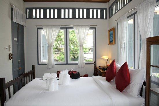 Baan Noppawong: camera non grande ma bellissima e funzionale