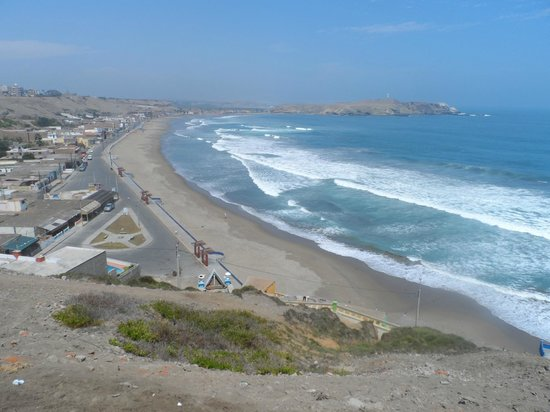 Barranca, Περού: Playa Chorrillos