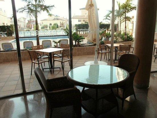 Hotel Costa Narejos : salon