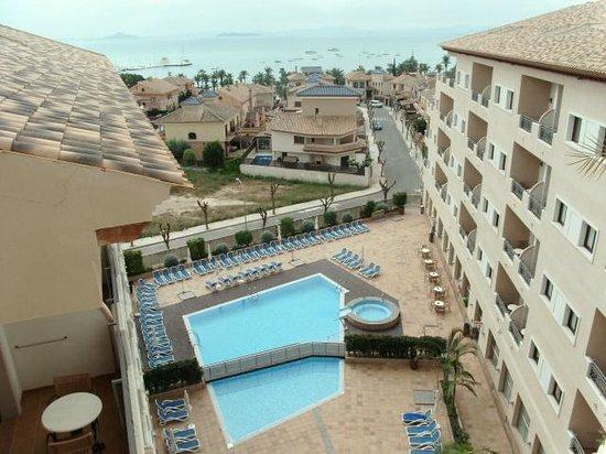 Hotel Costa Narejos : piscine