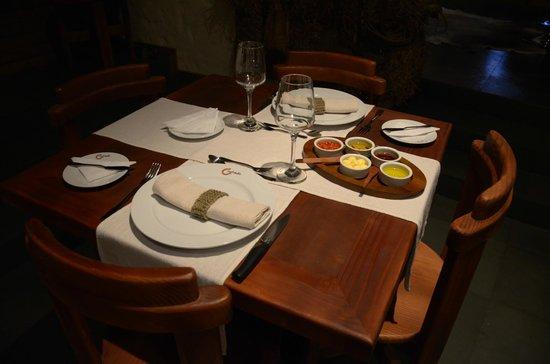 Foto de hotel boutique casaestablo puc n mesa for Hotel para cuatro personas