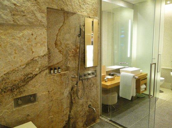 Park Hyatt Seoul: Shower area