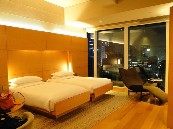 Park Hyatt Seoul: Hotel room