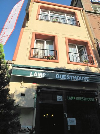 Lamp Hotel: Lamp Guest House