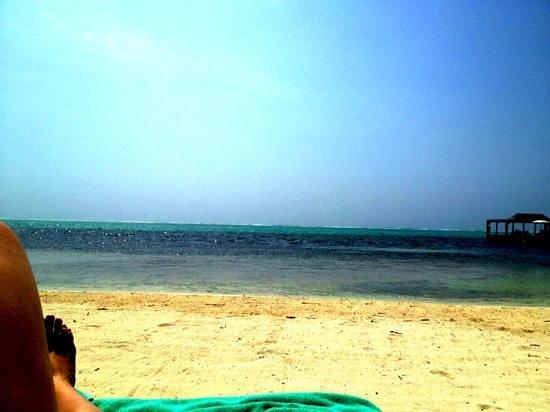 Matachica Resort & Spa: white sand beach