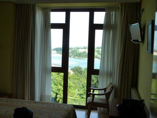 Hotel Azul de Galimar: vistas