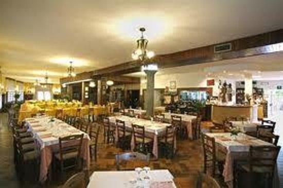Albergo Ristorante Portole: ristorante