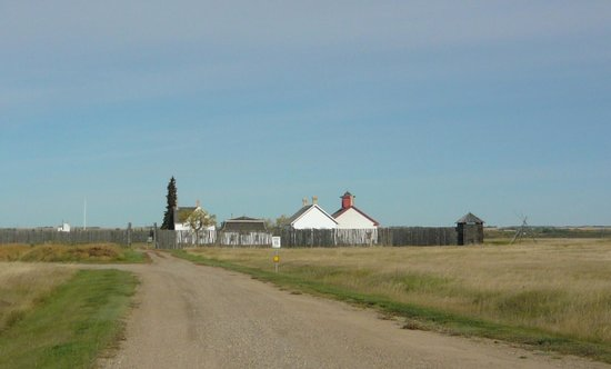 Fort Battleford National Historic Site