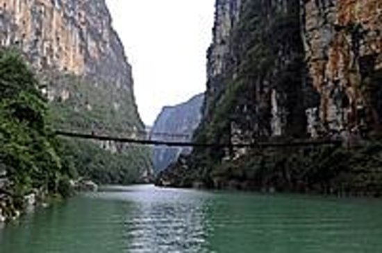 Grand Canyon of Huajiang River