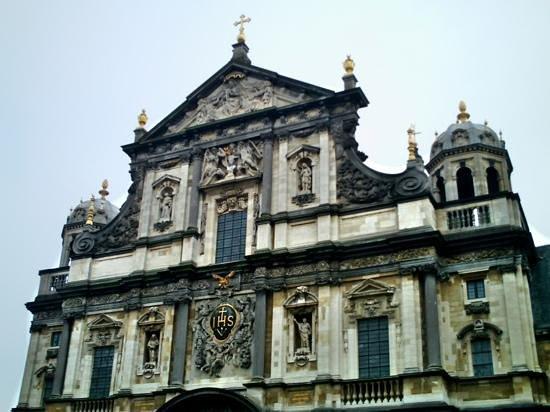 Carolus borromeus church.