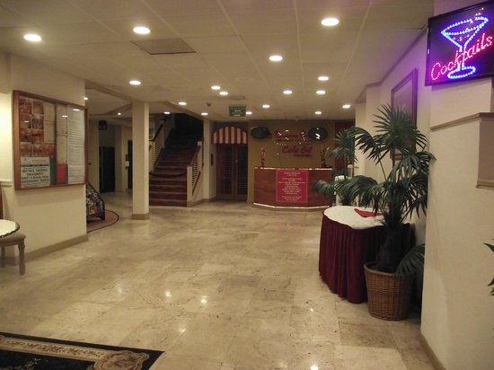 Ramada Fort Lauderdale Airport/Cruise Port: Hotel Lobby